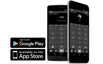 3cx per smartphone