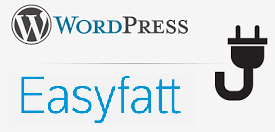 integrare wordpress easyfatt